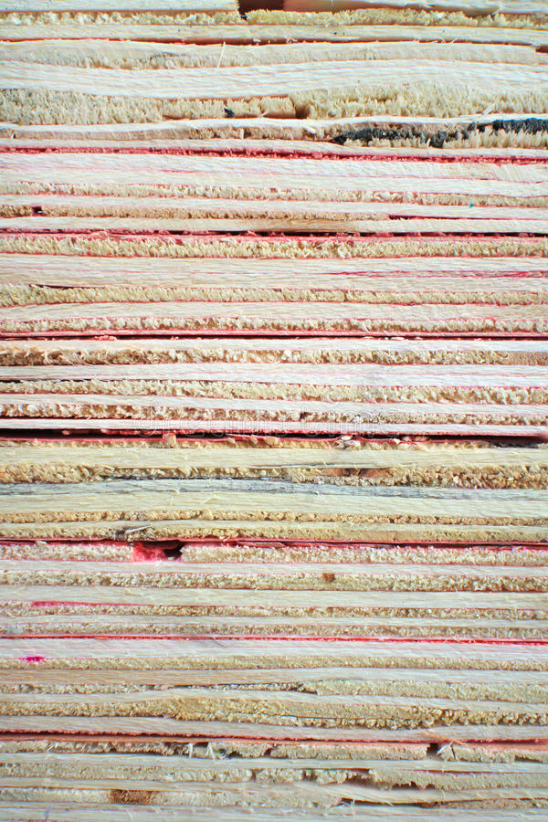 Stack of wooden bars. Colorful Stack of wooden bars royalty free stock image