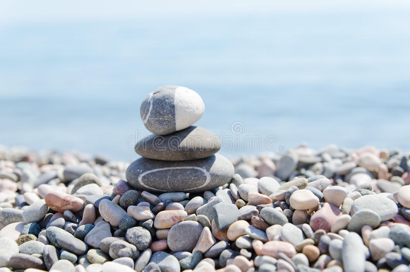 Download Stack of zen stones stock image. Image of heap, scene - 27141127