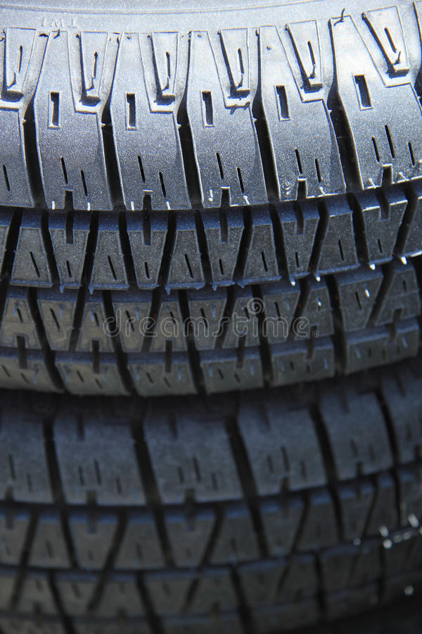 Download Stacked car tires stock photo. Image of stacked, tires - 32057898