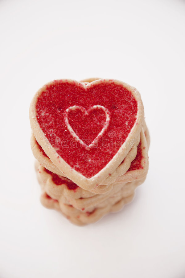 Free Stacked Cookies Stock Photos - 7971823