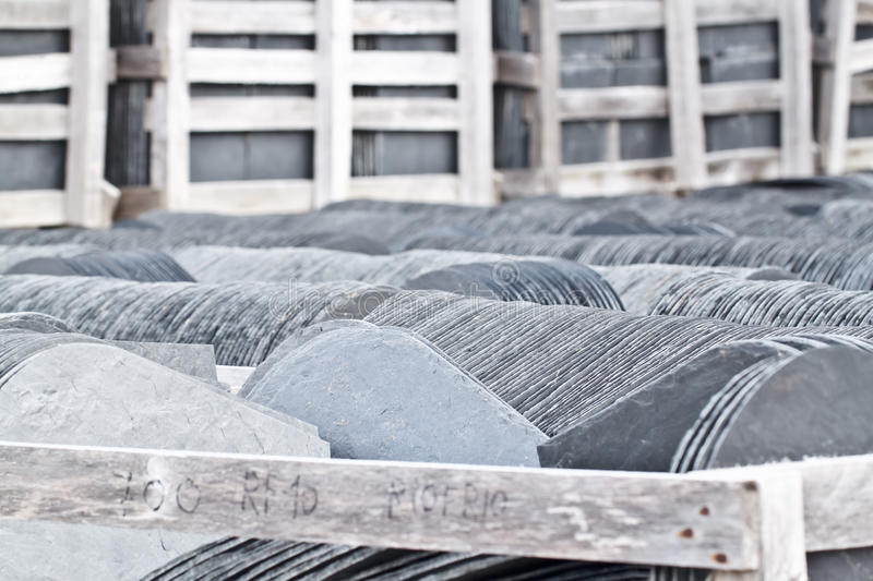 Download Stacked Slate stock photo. Image of construct, department - 22833628