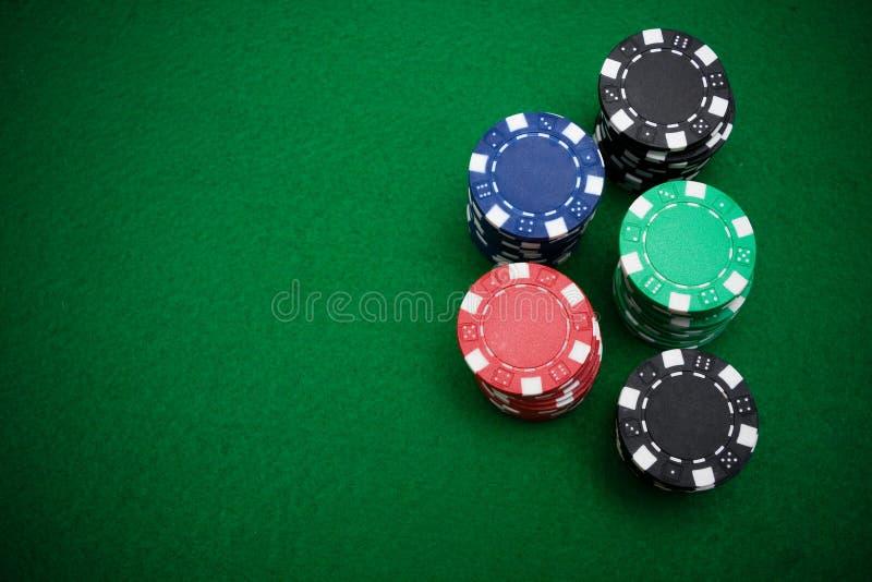 Download Stacks of gambling chips stock photo. Image of poker - 14082004