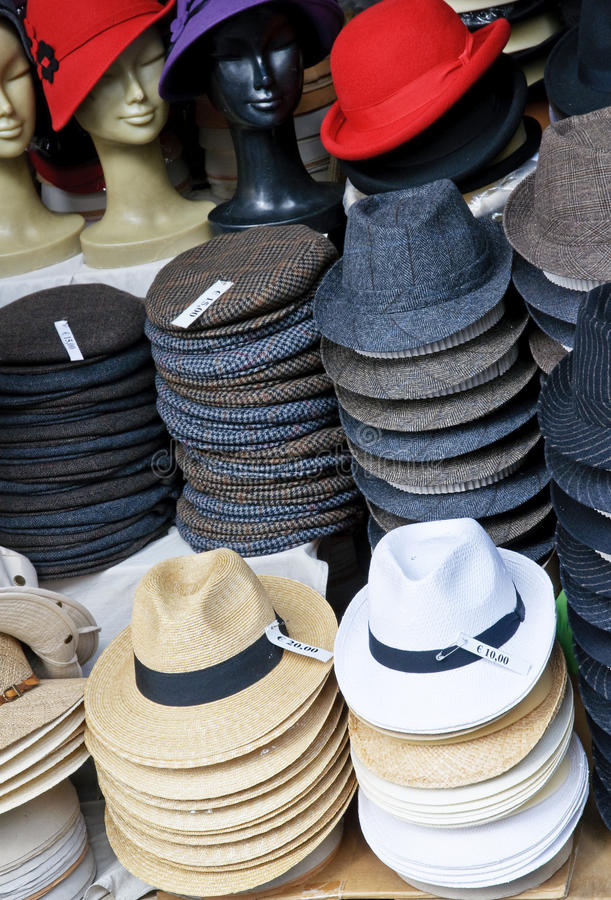 Free Stacks Of Traditional Hats Stock Photos - 11276033