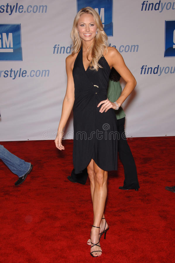 Download Stacy Keibler Editorial Stock Image - Image: 25135699