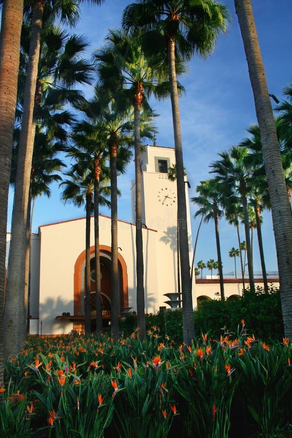 stacyjny Angeles zjednoczenie los fotografia royalty free