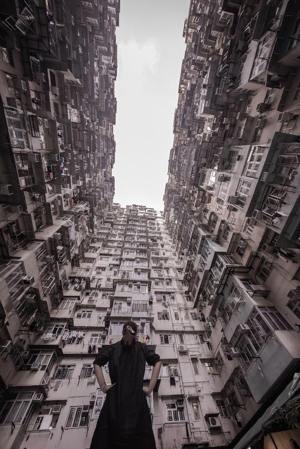 Stad stock afbeelding