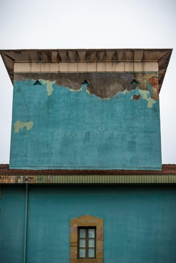 Download Stad av norden av Spanien arkivfoto. Bild av stad, gata - 106836832