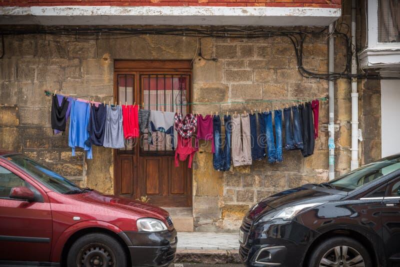 Download Stad av norden av Spanien fotografering för bildbyråer. Bild av spain - 106836975