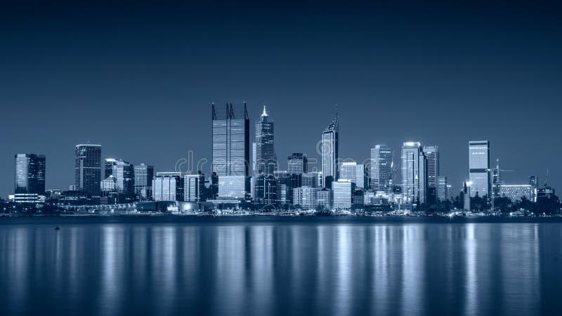 Stad av Perth arkivbilder
