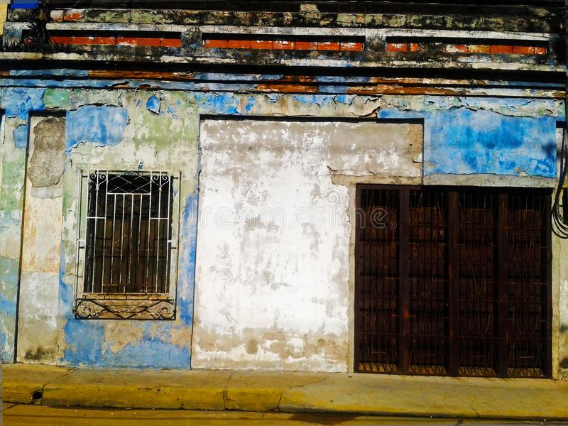 Stad av Valencia Venezuela royaltyfri fotografi