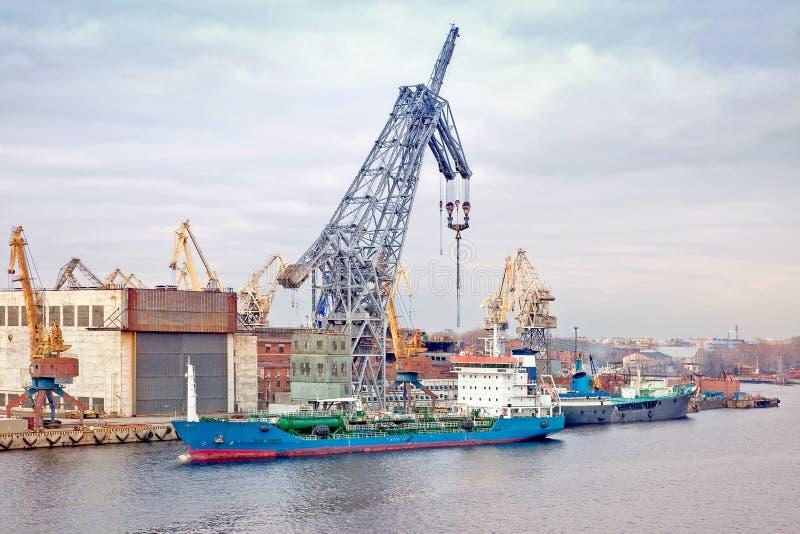 Stad Heilige Petersburg stock foto