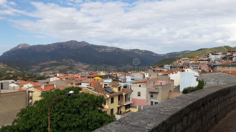Stad i Italien arkivfoto