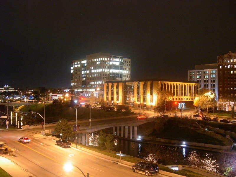 stad kansas royaltyfria foton