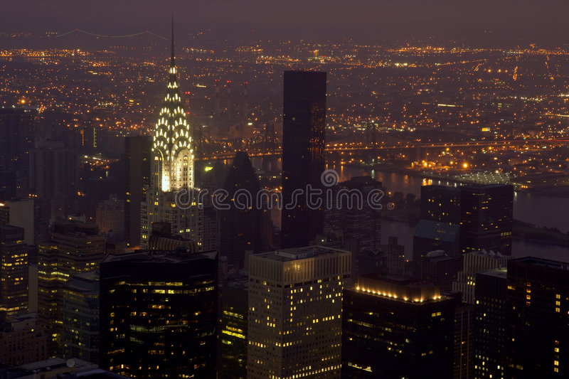 stad New York royaltyfria bilder