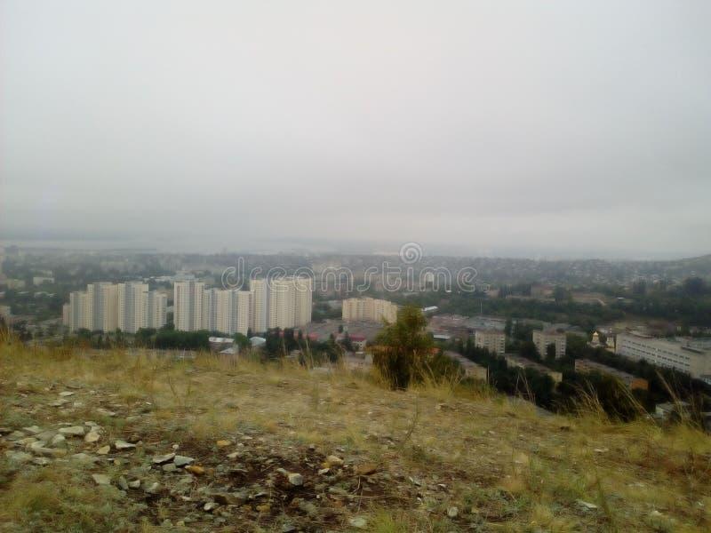 Stad Saratov arkivfoto