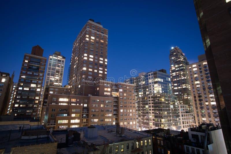 Stad Scape fotografering för bildbyråer