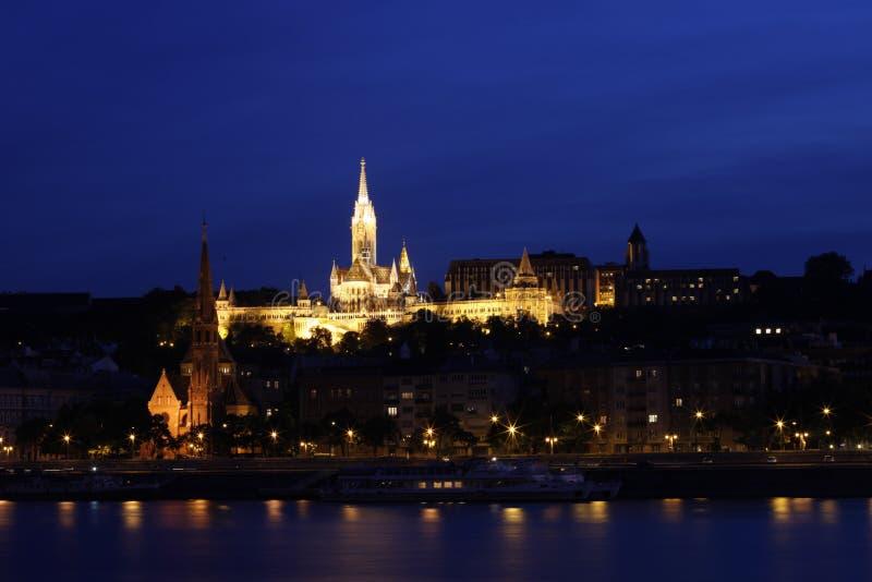 Stad van Boedapest royalty-vrije stock foto's