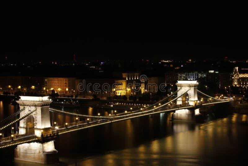 Stad van Boedapest royalty-vrije stock afbeeldingen