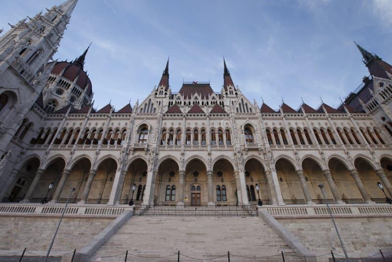Stad van Boedapest stock fotografie