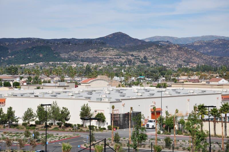 Stad van Escondido royalty-vrije stock afbeeldingen