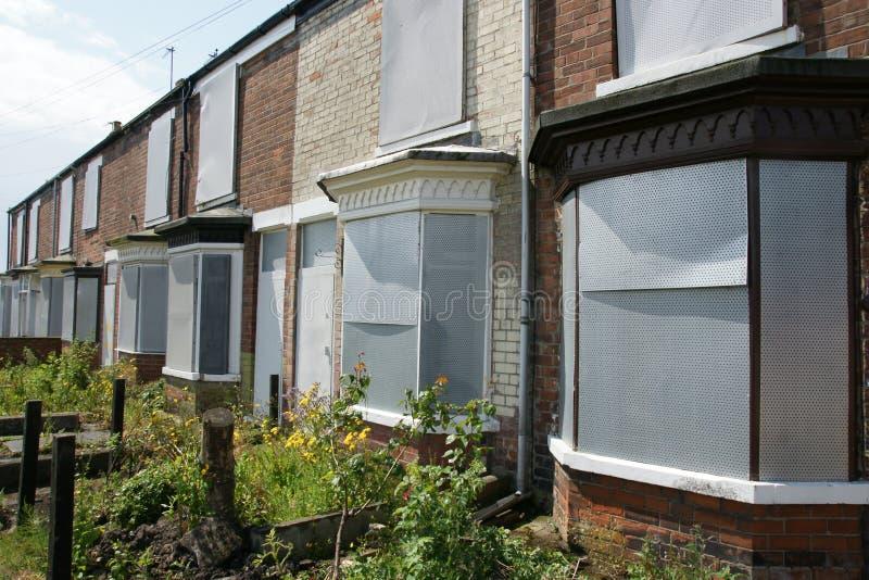 Stad van Kingston op Hull, stadsstraat stock foto