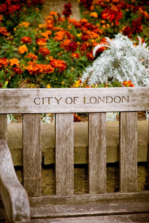 Stad van Londen stock afbeeldingen