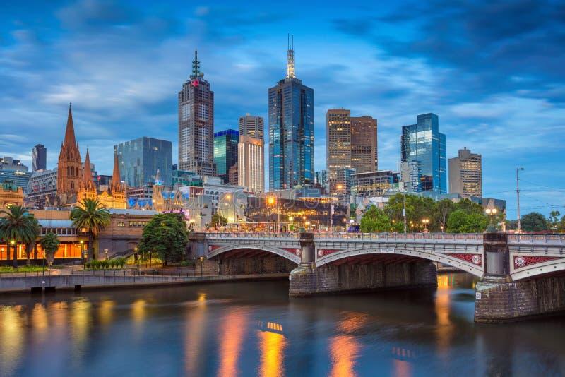 Stad van Melbourne