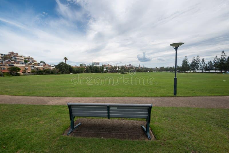 Stad van Newcastle, NSW, Australië royalty-vrije stock foto's