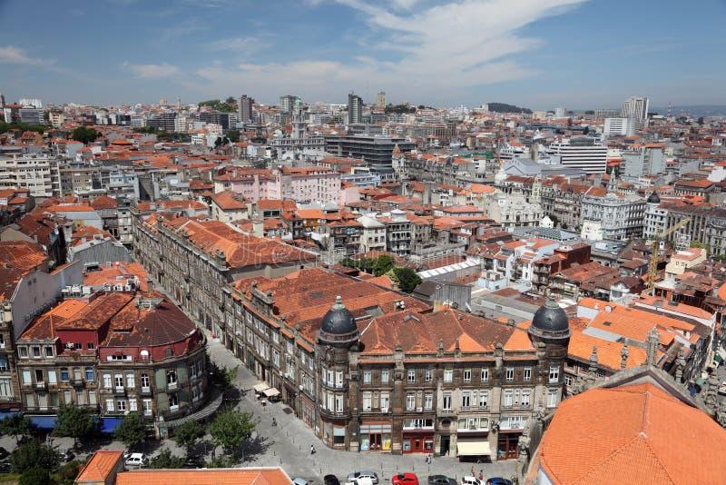 Stad van Porto, Portugal stock foto