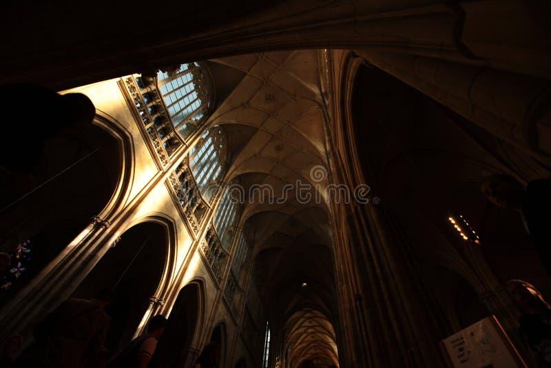Stad van Praag royalty-vrije stock fotografie