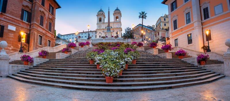 Stad van Rome stock afbeelding