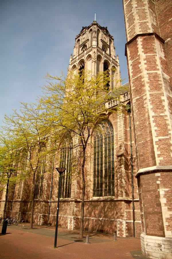 Stad van Rotterdam royalty-vrije stock foto