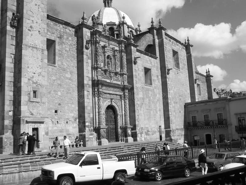 Stad van Zacatécas, México stock fotografie