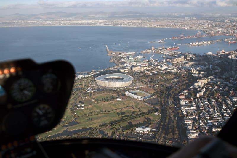 Stade Cape Town de Greenpoint photos libres de droits