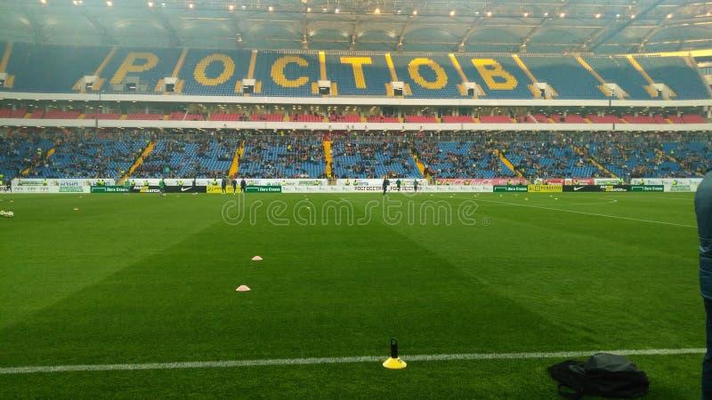 Stade d'arène de Rostov photographie stock
