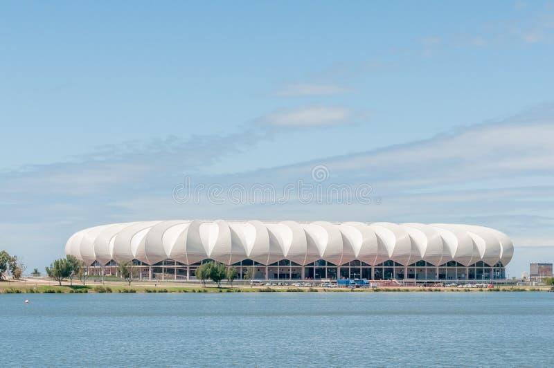 Stade de compartiment de Nelson Mandela photo libre de droits