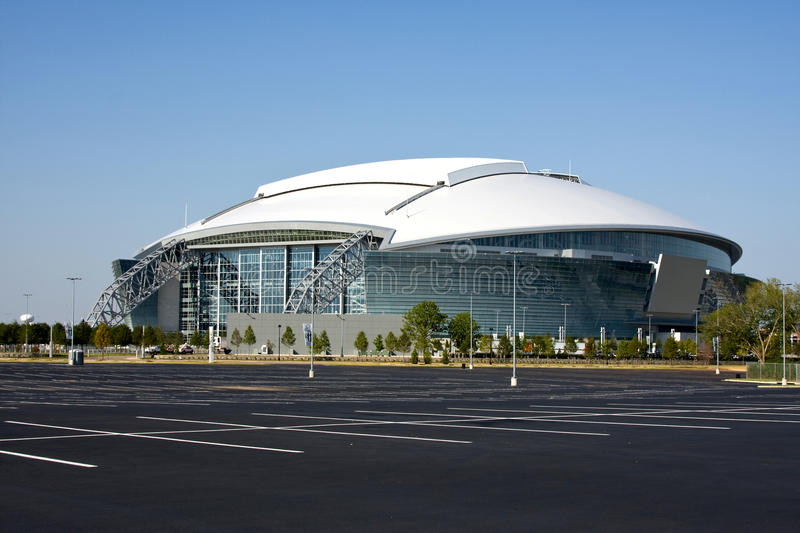 Stade de cowboys photo libre de droits