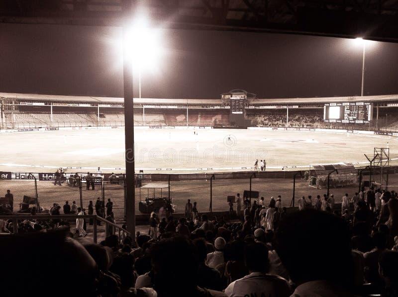 Stade de cricket photos stock