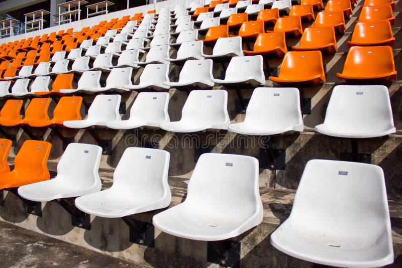 Stade de football. photo stock