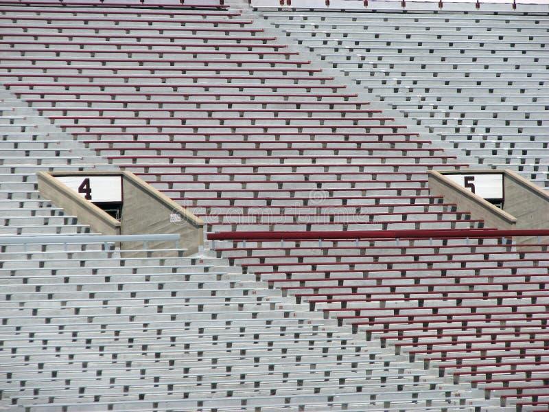Stade de football photos libres de droits