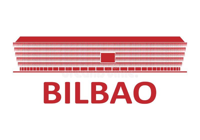 Stade de football bilbao photographie stock libre de droits