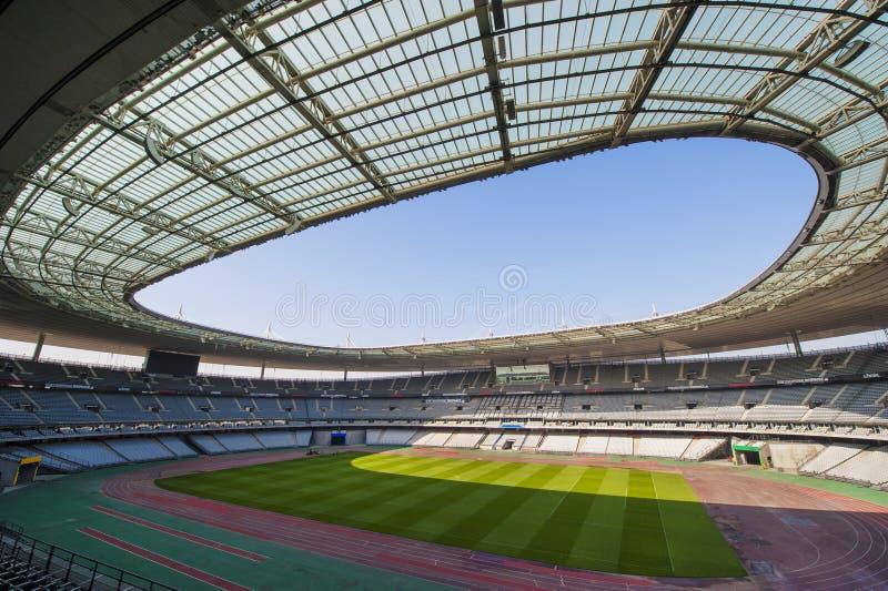 Stade de France stock photography
