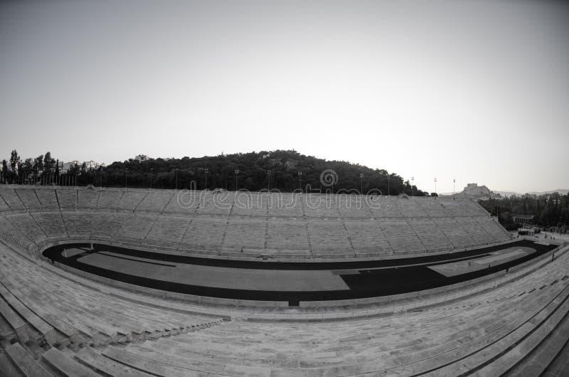 Download Stade de Kalimarmaro image stock. Image du monument, zone - 87706281