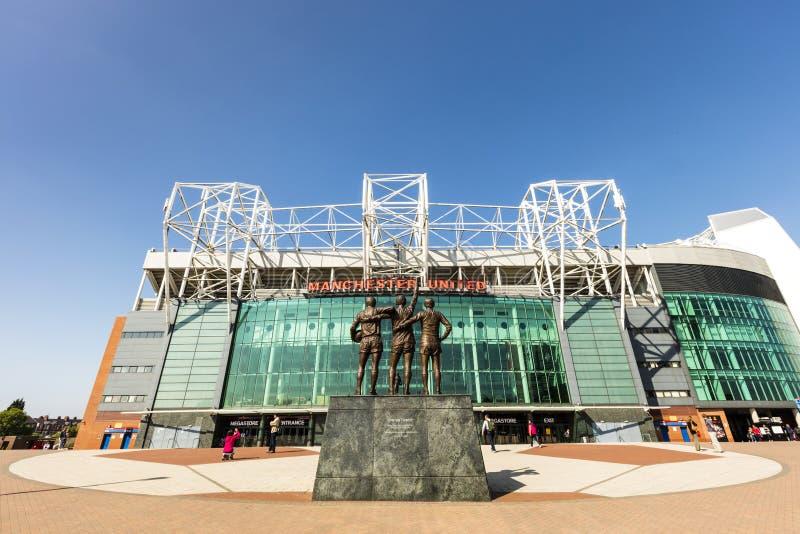 Download Stade de Manchester United photo éditorial. Image du pour - 76085316
