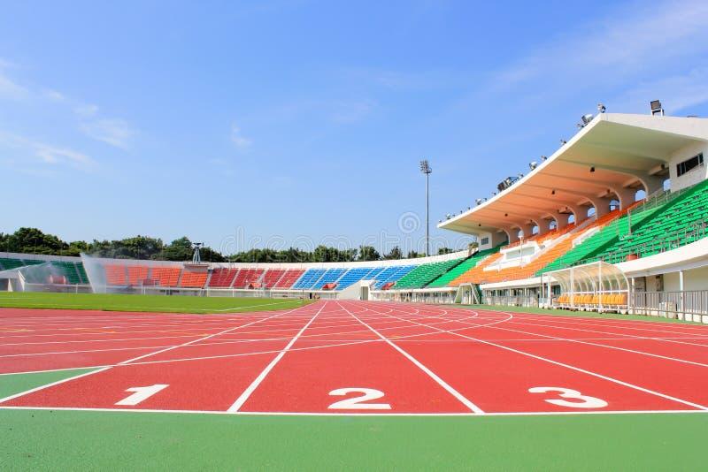 Stade de sport photographie stock libre de droits