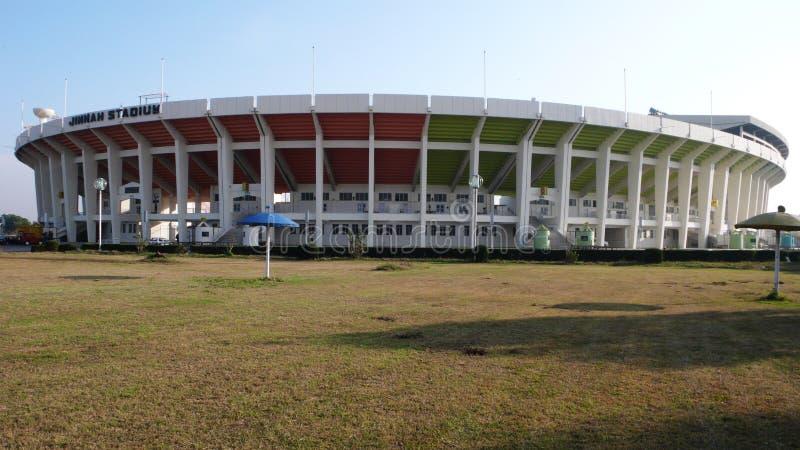 Stade Islamabad de Jinnah photographie stock libre de droits