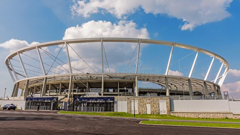 Stade national silésien photos libres de droits