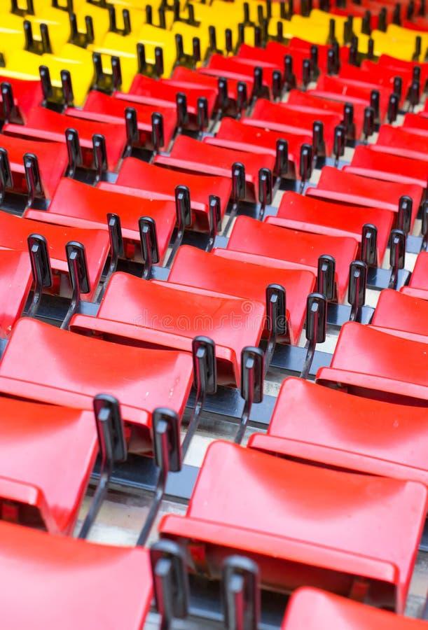 Stade Seat. images libres de droits
