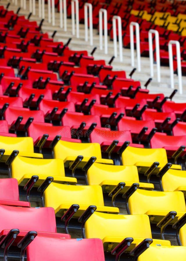 Stade Seat. photos stock