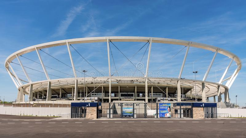 Stade silésien image stock